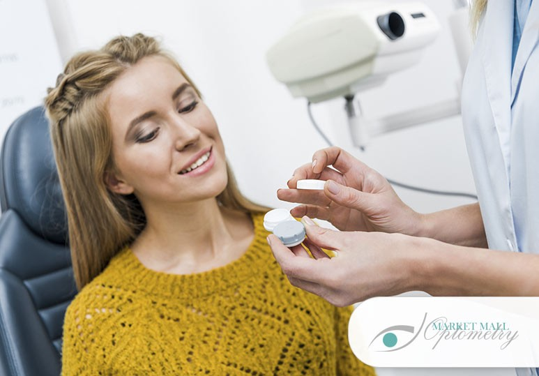 Calgary Contact Lens Fitting