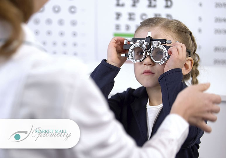 Why a Children's Eye Exam is Important