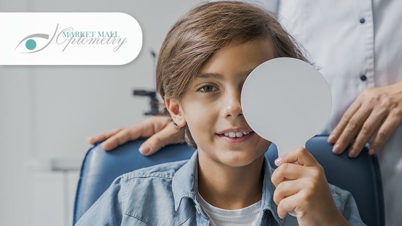 Surprising Clues That Your Child Has a Vision Problem