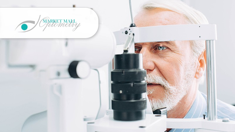 Market Mall Optometry - Dr Appointment
