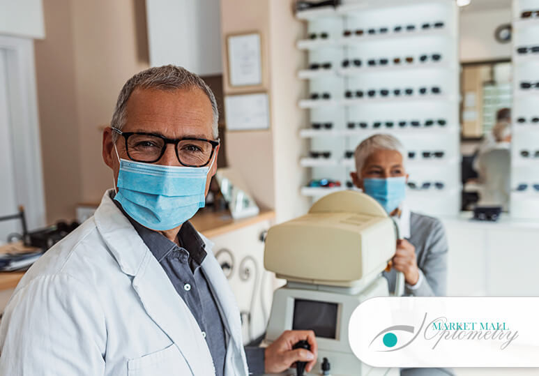 How An Optometrist Screens For Glaucoma