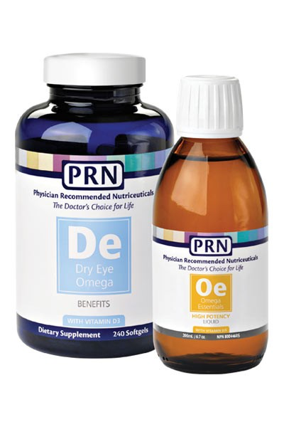 PRN Dry Eye Omega Benefits®