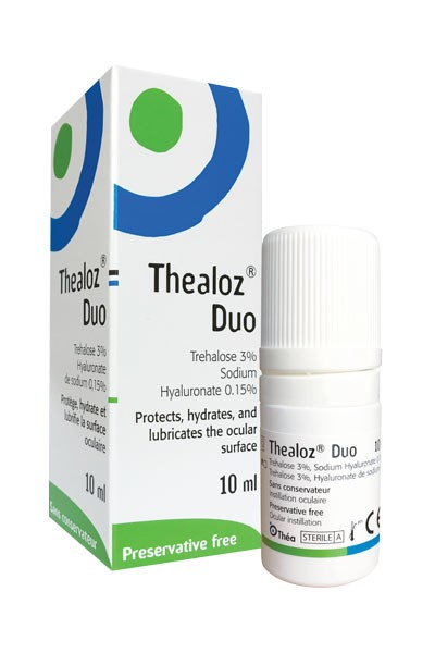 Thealoz® Duo Eye Drops