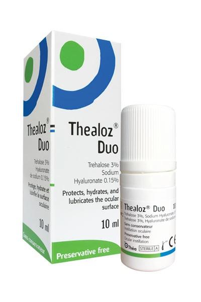 Thealoz® Duo Eye Drops
