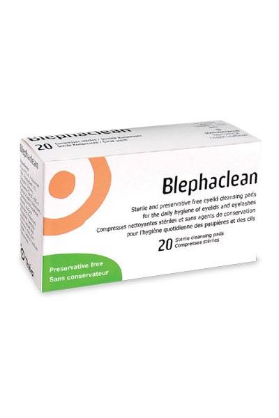 Blephaclean® Eyelid Pads