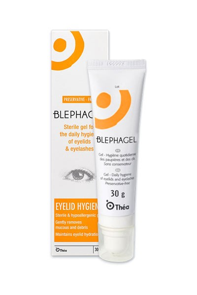 Blephagel® Eyelid Gel